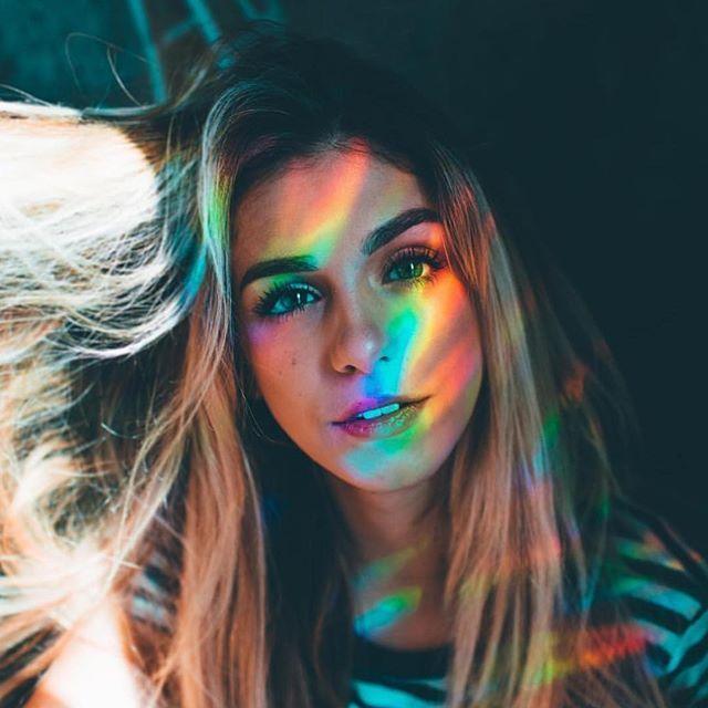 Rainbow love ✨ via @brightong ☮️