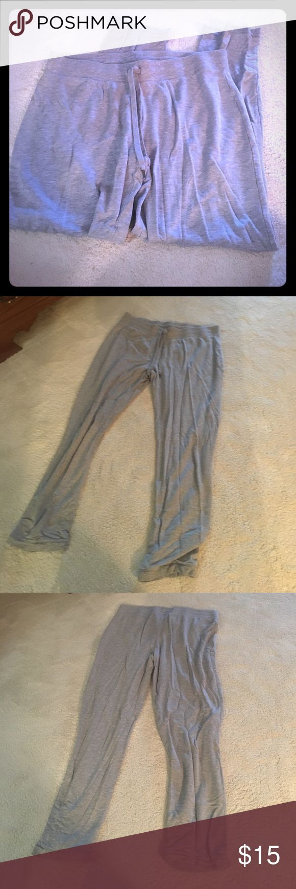 Gap Body ultra soft women's joggers Light weight, size L, no pilling GAP Pants Track Pants & Joggers