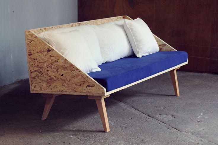 1000 idees sur le theme canape en lin sur pinterest for Petit canapé deux places