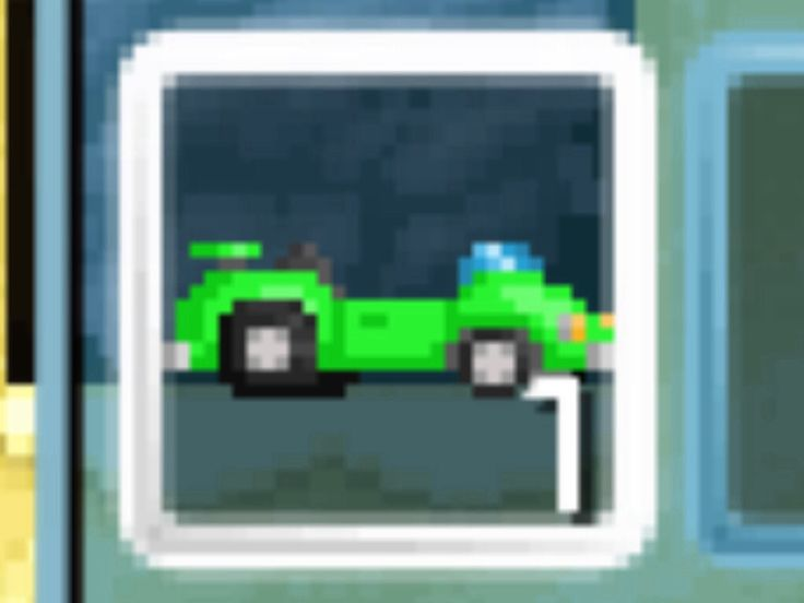 Rare Item No. 5 Edison Zoomster. A green version of the Little Red Corvette. Only obtainable through Surgery. This prize is hard to obtain as players only have a tiny percentage of getting this.