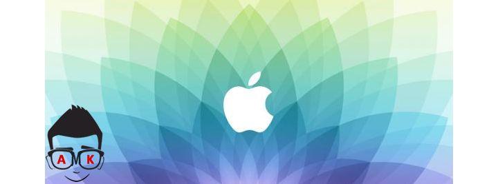 Apple'dan Spring Forward Etkinliği | AmkTekno - Mizahi Teknoloji ve İnternet Haberleri