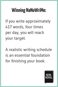 Writing your first novel this #NaNoWriMo? 10 tips.