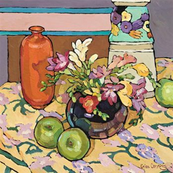 Still Life (81 pieces) by Criss Canning