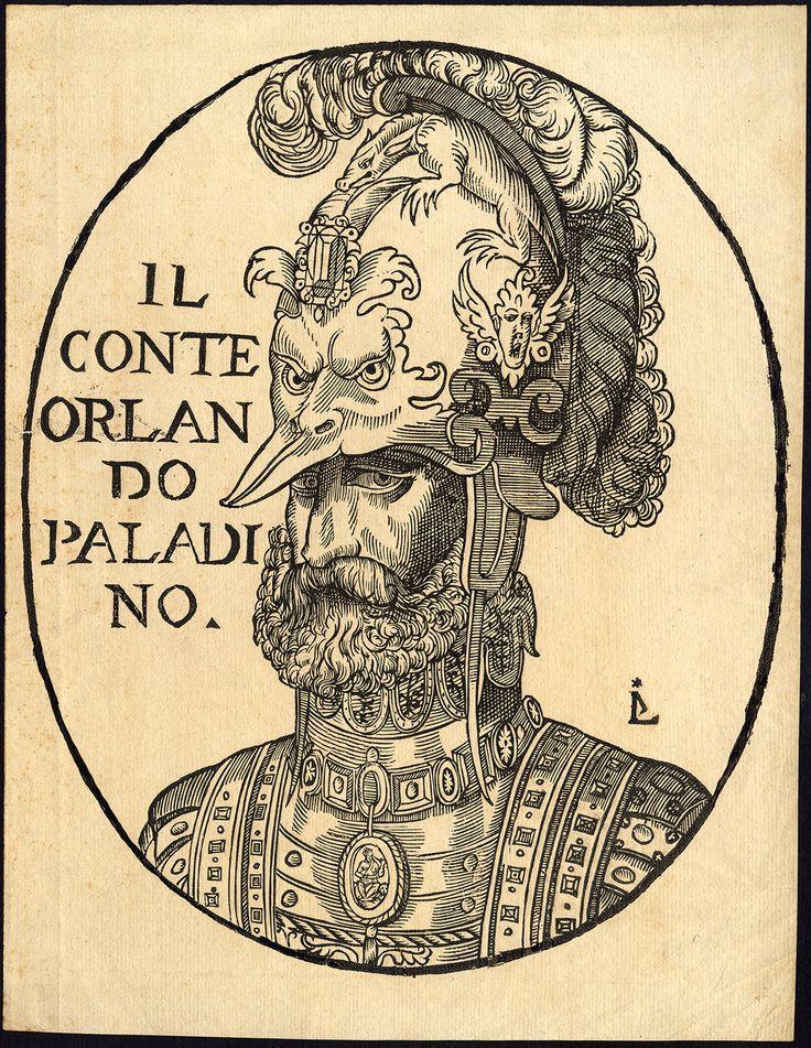 Lancilotti, Carlo (?) - Il Conte Orlando Paladino, ca. 1685.