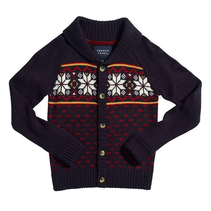 55 best boys-sweater Fairisle images on Pinterest | Christmas ...