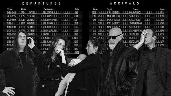 Borghesia napovedujejo novi album   Kiosk HmHm