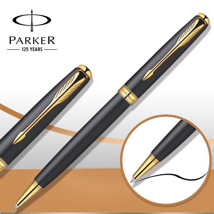 Now Available on our shop: 9 Colors Parker S... Check it out here! http://giftery-shop.com/products/9-colors-parker-sonnet-ballpoint-pen-golden-clip-parker-ball-point-pen-refill-for-business?utm_campaign=social_autopilot&utm_source=pin&utm_medium=pin