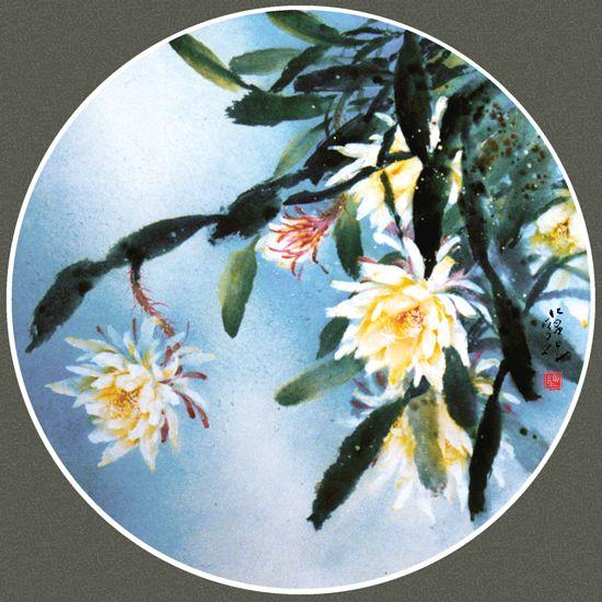 Flower ang Birds,The Art of James Tan