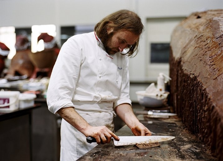 18 best images about plotting another gastronomy - Patrick roger chocolatier paris ...