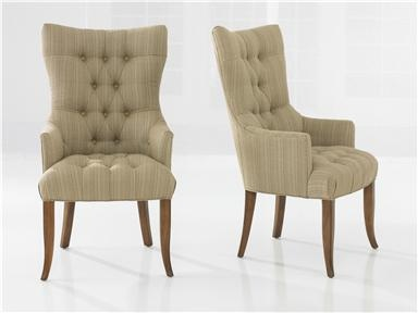 Shop For Kravet Shown In Honey Grenoble Host Arm Chair And Other Dining Room Chairs At New York NY