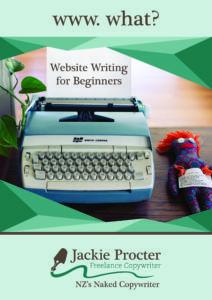 NZ website writing help