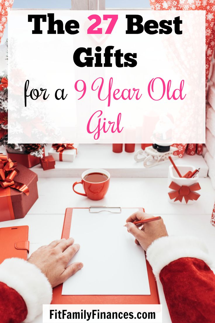 The 27 Best Gifts for a 9 Year Old Girl 9 year old girl