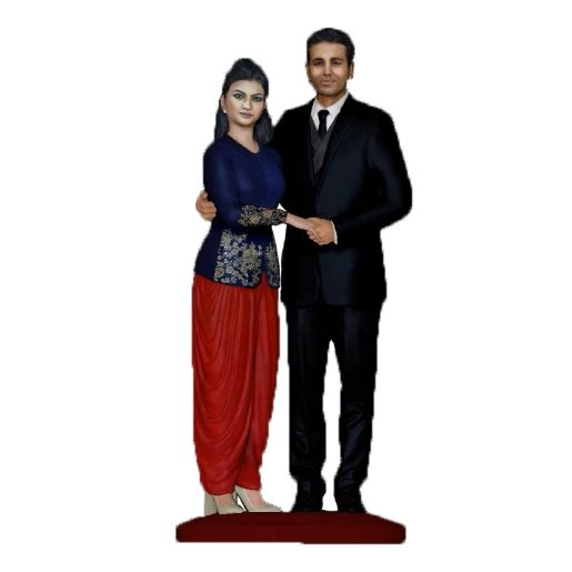 3D Figurines, Miniatures and 3D Selfies Online India | 3D Printed Things