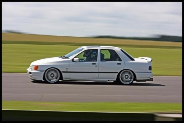 Ford Sierra Rs Race Car For Sale