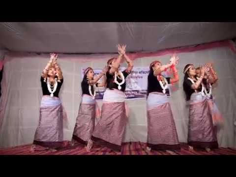 Manipuri Mashup Dance performance in Sylhet, Bangladesh!!