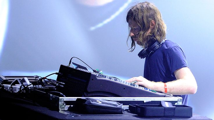 The 13-year wait is over: Aphex Twin has finally revealed he's releasing a new LP titled 'SYRO'