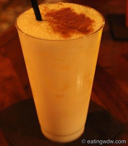 La Cava del Tequila's Horchata Margarita