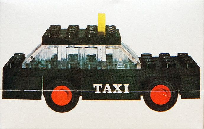 Lego Taxi (605)