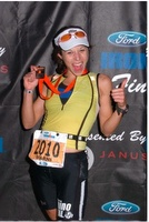 Vegetarian Athlete blog 5X ironman finisher... No meat involved