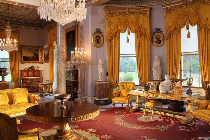Osborne House England Famous Paintings And Rooms Of
