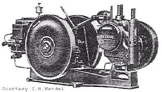DeLaval Alpha Milking Machine Engine