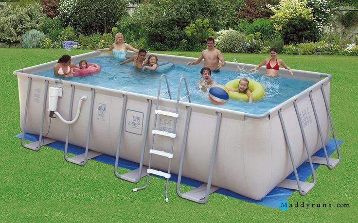 The 25 Best Inground Pool Ladder Ideas On Pinterest Semi Above Ground Pool Above Ground Pool