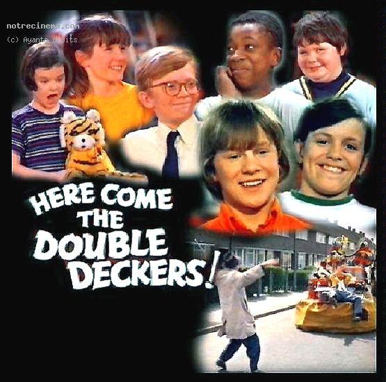 Cette série raconte les aventures extravagantes d'une bande d'enfants dont le quartier général est un bus anglais à impériale, abandonné sur un terrain vague.  http://2doc.net/g5smi #france #television