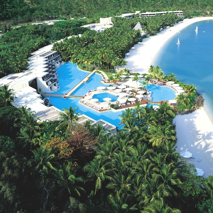 Hayman Island, Australia. One of my favourite places to vacation....gorgeous.