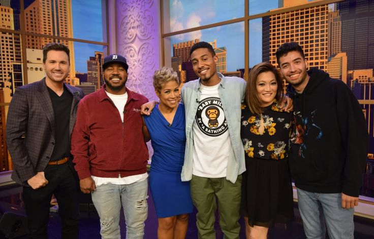 Watch The Cool Kids perform TV Dinner on Windy City Live