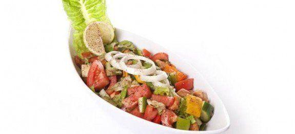 Ensalada Árabe – Recetas Arabes | Recetas de Cocina Arabe