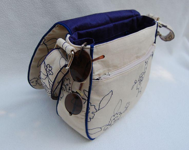 sac tuto + plein de forme.  & en insérant du sac isotherme ?
