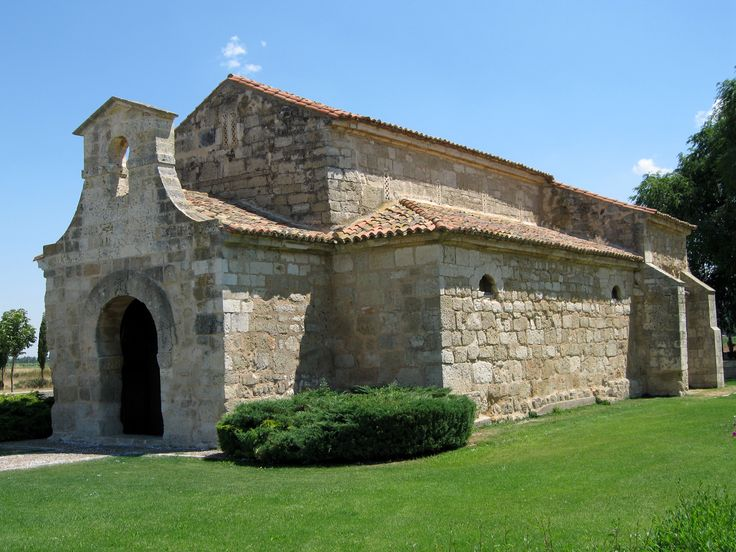 Church of San Juan Bautista, VII century