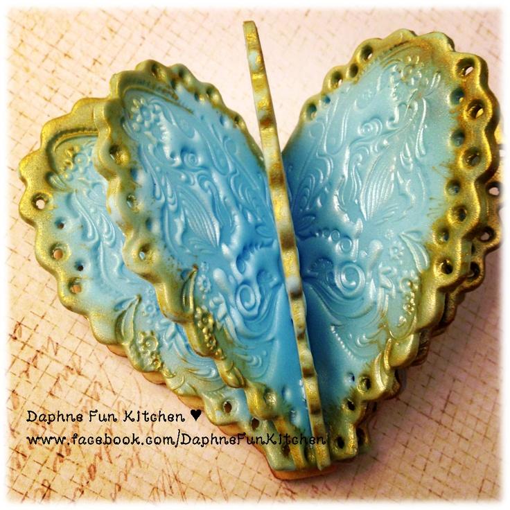 Valentine cookie (Love page)