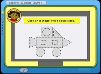 Geometry: Shapes - Interactive Learning Sites for Education
