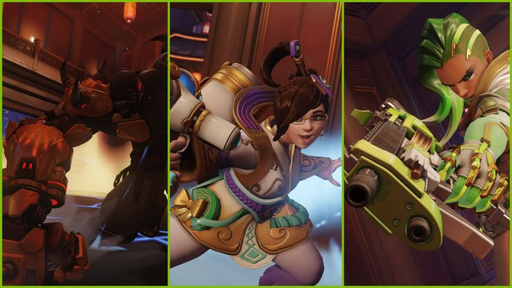 Doomfist, Mei, & Sombra Get Buffed In Overwatch's Latest Patch - https://techraptor.net/content/doomfist-mei-sombra-get-buffed-overwatchs-latest-patch | Activision Blizzard, Blizzard Entertainment, Doomfist, First Person Shooter, FPS, gaming, gaming news, Mei, news, Overwatch, PC, playstation 4, Sombra, Xbox One