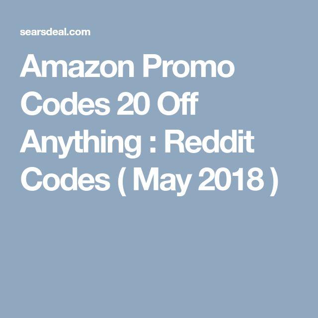 amazon promo code reddit