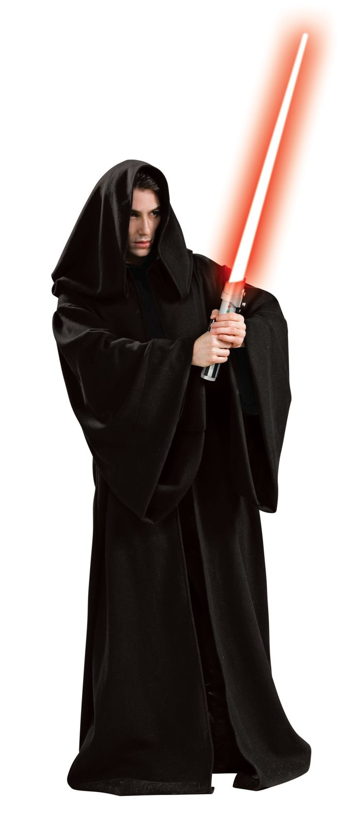 Robe / Men's / Women's Costume Super Deluxe Hooded Sith Robe
