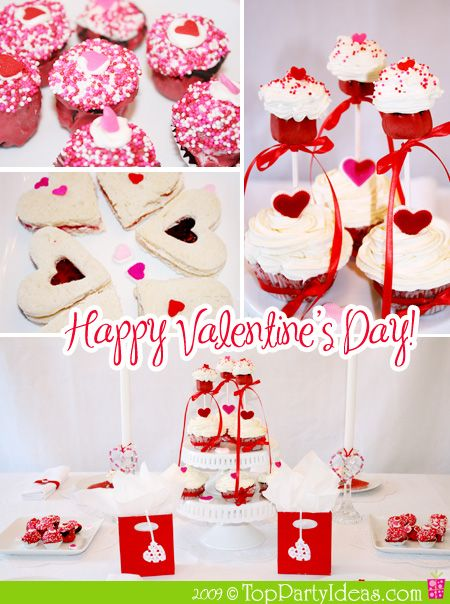Valentine's Day Tea with games, invitations, etc.  Great site.