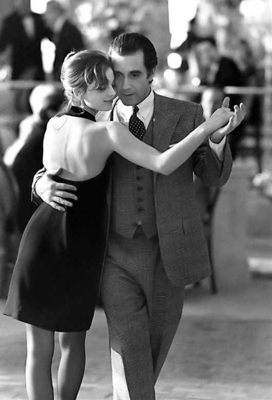 "Al Pacino - ""Scent of a Woman""."