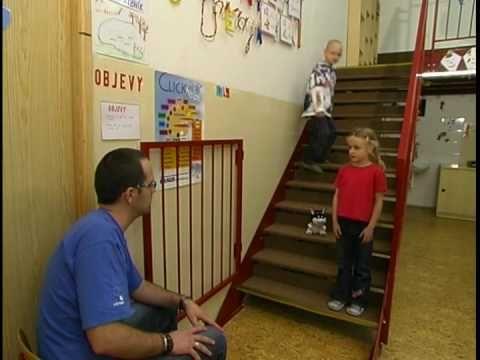 Matematika 1 Počítání na schodech - YouTube