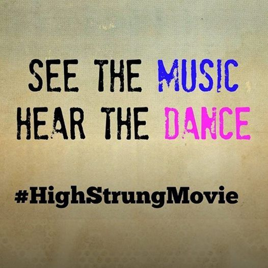 """See the music, hear the dance"" ~Balenchine We loved it so much we used it as the High Strung moto! Feel free to share this too! @HighStrungStreetCrew banner!"