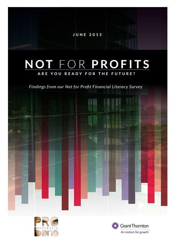NFP Boards Not Ready for Financial 'Future Shock' | Pro Bono Australia