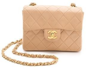 shopstyle.com: Wgaca vintage Vintage Chanel Mini Bag