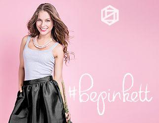 """Las últimas noticias y estadisticas de lo mas #trendy,#fashion y #estilo en #México; nos han dicho que 8 de cada 10 mujeres que quieren comprar algo espectacular, vienen a #pinkett ,  las otras dos ya van de regreso!♥♥ #BePinkett"""""""