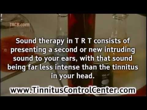 Tinnitus Retraining Therapy--TRT