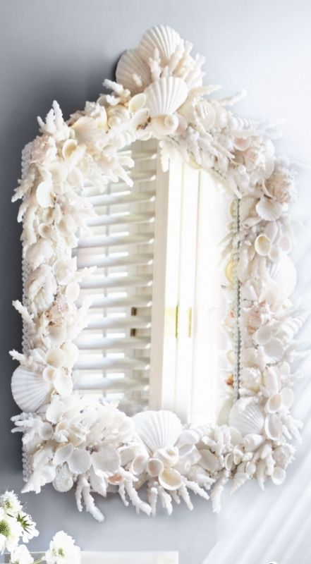 25 best ideas about sea shell mirrors on 14394