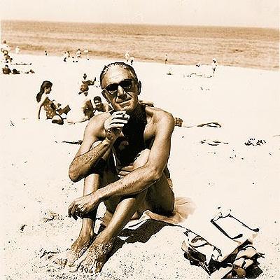 ottlik on the beach