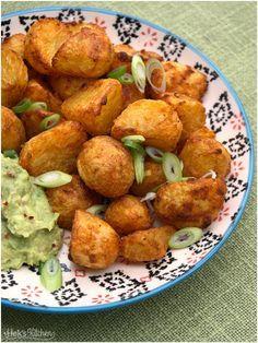 Die Blogparade rund um die Kartoffel bei Foodfreak habe ich als Anlass genommen meine Lieblings-Bratkartoffeln abzulichten. Jetzt sind solche Kartoffeln ja nicht wirklich eine arg komplizierte Ange...