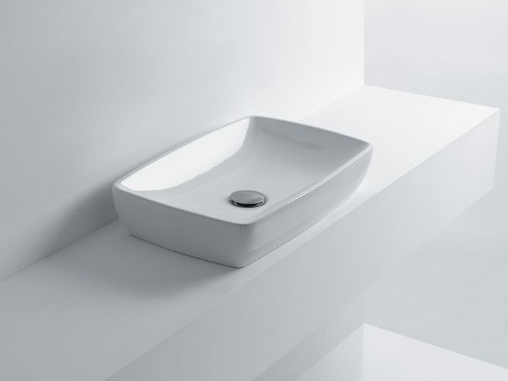 Bathrooms and Ensuites - AXA H10 500 Above Counter Basin