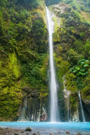 Sibolangit  Waterfall ,  North  Sumatra ,  Indonezia